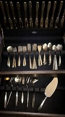 Vtg Lot 110 Mix And Match Dirilyte Westminster Autumn Symphony Dorling Flatware