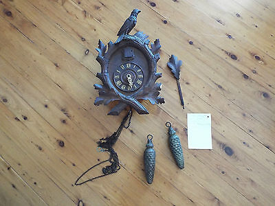 Cuckoo Clock Antique 150 years old