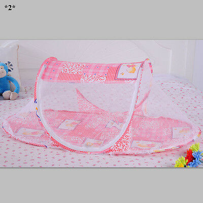Portable Baby Kids Crib Netting New Outdoor Infant Girls Boys Bed Mosquito Nets