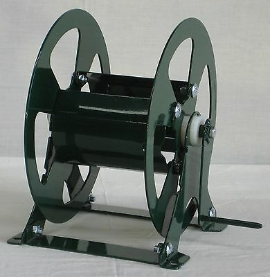 """WELDING LEAD / CABLE REEL - Large Capacity 60M x 1"""""""