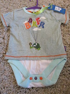 Bnwt Boys Ted Baker One Piece, Size 00, Free P&p