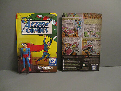 Rare Funko Action Comics Superman Figure Legion of Collectors Exclusive