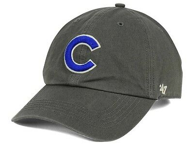 '47 Brand MLB Chicago Cubs Men's Chakie Clean Up Cap Retro Dad Hat New