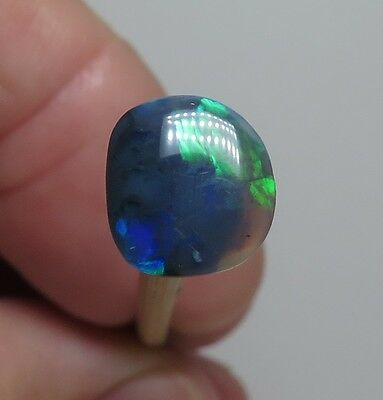 Lightning Ridge Black Opal 1.18Ct Australian Natural Stone