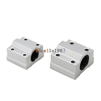 SC8UU SCS8UU 8mm Linear Motion Ball Bearing Machinery Slide Bushing CNC