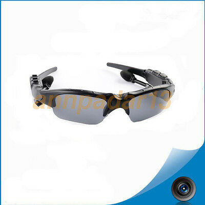 Sports Sunglasses Wireless Headset Smart Stereo Bluetooth Call Voice Number