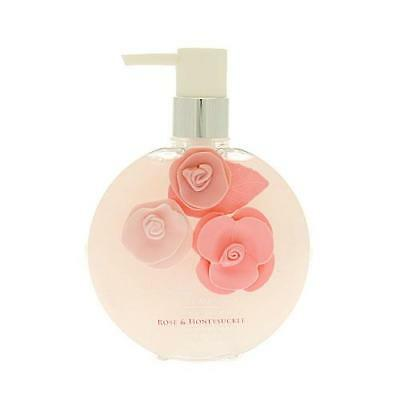 Baylis & Harding Rose and Honeysuckle 450ml Hand Wash FREE P&P