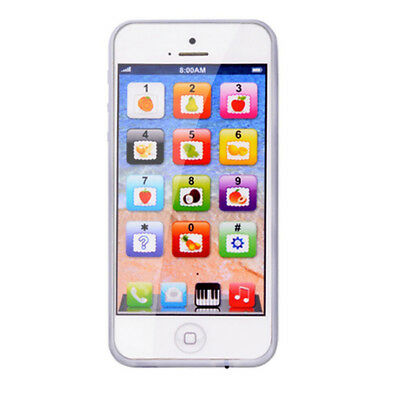 Toy Phone 4s 5 Baby Children Y-Phone Educational Learning Touch Screen Kid Gift
