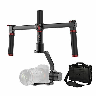 MOZA Air 3 Axis Handheld Gimbal Stabilizer Dual handle 2.5Kg for DSLR mirroless