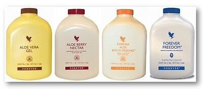 Forever Living Products Forever Aloe Gel Authentic