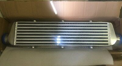 """Front Mount Intercooler (FMIC) 550x140x65 Core, 63mm Inlet/Outlet 2.5"""" Universal"""