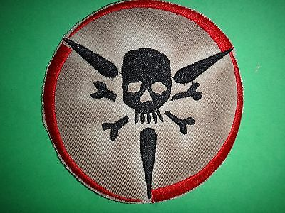 US Air Force Patch 512th BOMB Squadron 376th BOMBARDMENT Group - Inactive Unit