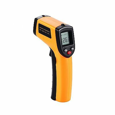 Cakuja Non-contact Digital Infrared Thermometer -58F to 716F(-50 ~ 380C) Inst...
