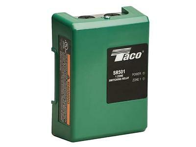 Taco Sr501, Sr501-4 Switching Relay 1 Zone