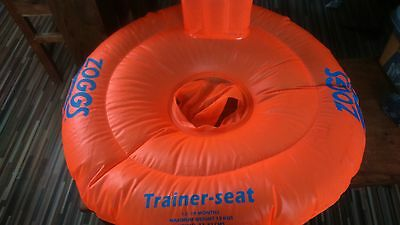 Zoggs Trainer Seat, Swimming Aid, Ring, 12-18 months