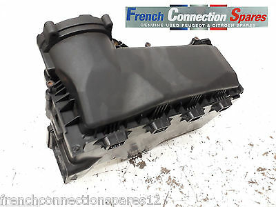 PEUGEOT / CITROEN 1.6 HDi AIR FILTER BOX PART # 96 633 659 80