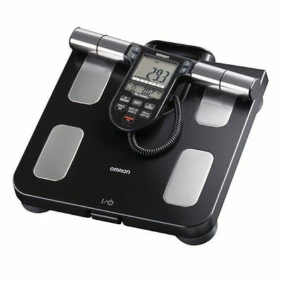 Omron Body Composition Monitor with Scale - 7 Fitness Indicators & 180-Day