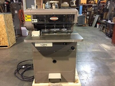 Challenge MS-10A Five-Spindle Paper Drill