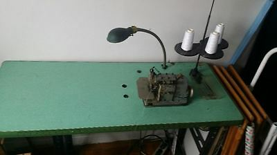 Merrow 3 Thread Overlock Serger Industrial Sewing Machine