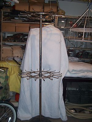 Double Free Standing Clothing Rack