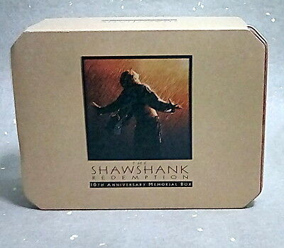 Shawshank Redemption L/E Japan Ver.10thAnniversary Memorial Rare Box DVD F/S