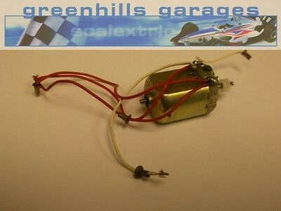 Greenhills Scalextric Ford Escort XR3i Engine & Full Wiring Loom Used – P2793