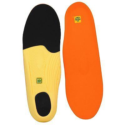Spenco 38-001 PolySorb ProForm Insole Ultra-Thin Flexible Support ALL SIZES