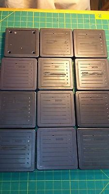 12 USED 5255AGN00 HID WEIGAND PROXIMITY READERS pulled from working system