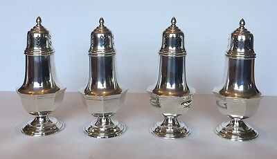 Reed and Barton Sterling Silver Muffineer X665 - Four Available
