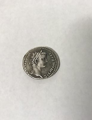 Tiberius_14 - 37 AD_silver Denarius_TRIBUTE PENNY of bible