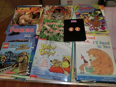 Huge Lot 86 K 1st  2nd 3rd  Grade AR Picture Books TEACHER LIBRARY