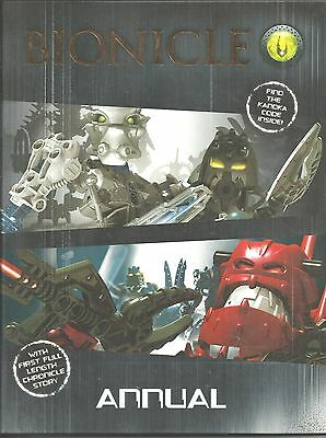Bionicle Annual [Hardcover]