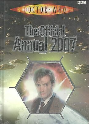 Doctor Who The Official Annual 2007