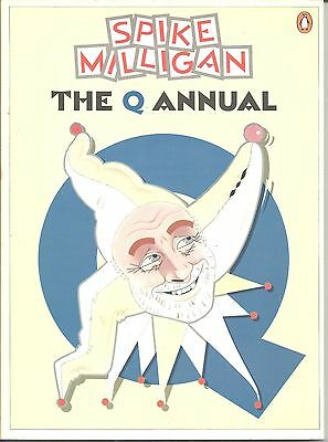 Spike Milligan The Q Annual