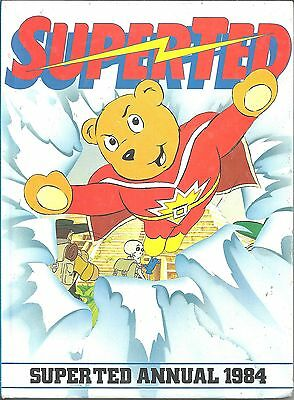 SuperTed Annual 1984