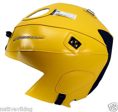 BAGSTER TANK COVER CB650F Honda CB 650 F 2015 protector IN STOCK UK yellow 1669C