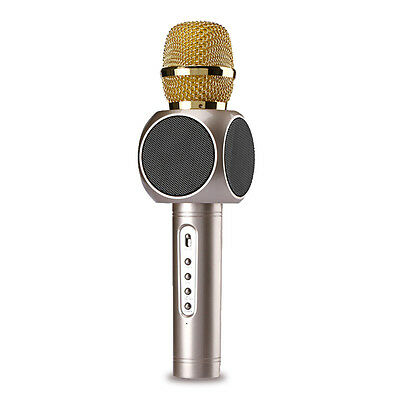 Wireless Microphone Bluetooth Singing for iPhone Android Home KTV Party Mariage
