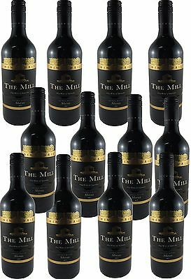 12 X The Mill Windowrie Central Ranges Shiraz 2015 Vintage Multi Award Winner