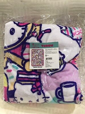 Tokidoki x Hello Kitty Sweets Big Throw Blanket (B4)