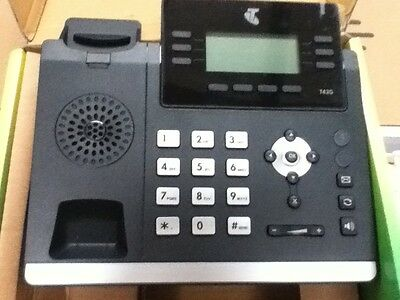 AS NEW Telstra T42G IP Phone