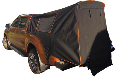 Ford Ranger Wildtrak Soft Top Ute Swag Camping Tent Fishing Off Road
