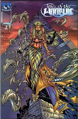Tales of the Witchblade (1996) #   7 Variant Cover by Keu Cha