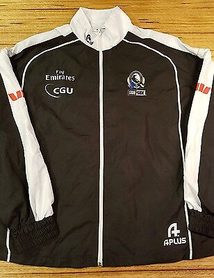 Afl Collingwood Magpies Football Jacket Player Issue Nick Maxwell (Not Jersey)