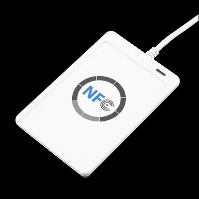 NFC ACR122U RFID Smart  Reader Writer With SDK +5pcs IC Card