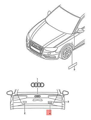 Supercharged Audi 3 0t
