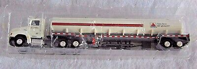 2000 Citgo Credit Card Promo Tanker Truck With Die-Cast Cab~~Nice~~