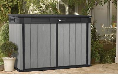 Grande Store 1.9m x 1.09m x 1.33m Keter Storage Unit - FREE HOME DELIVERY