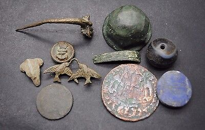 Interesting Mixed Lot Of Detector Finds~