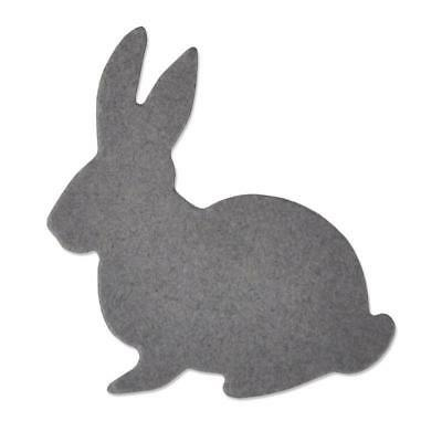 1 SIZZIX Thinlits Stanzschablone Tiere Hase Ostern CUTE BUNNY 661785