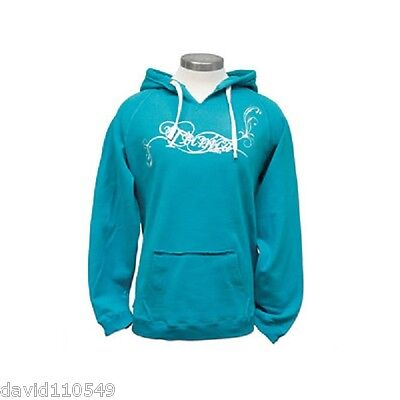 Tecnica Team Viva Wms Hoodie Cotton Sweatshirt Blue New 2010Hdytr